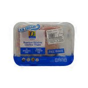 O Organics Air Chilled Boneless Skinless Chicken Thighs