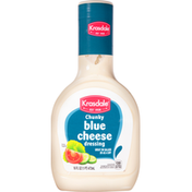 Krasdale Dressing, Blue Cheese, Chunky