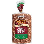 Nature's Own Specialty Honey Wheat Berry Bread