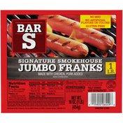 Bar-S Signature Smokehouse Jumbo Franks