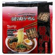 Shirakiku Japanese Style Noodle, Tokusen Shoyu Ramen