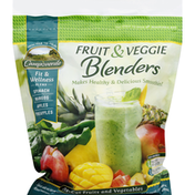 Campoverde Blenders, Fruit & Veggie, Fit & Wellness Blend