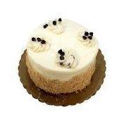 "Balducci 4"" Cannoli Double Layer Cake"