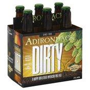 Adirondack Brewery Beer, American Pale Ale, Dirty