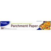 Reynolds Unbleached Compostable Parchment Paper