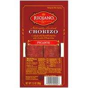 Riojano Picante Chub Chorizo