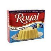 Royal Vanilla Flavor Gelatin