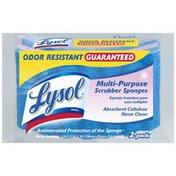 Lysol Multi-Purpose Cellulose Scrub Sponges