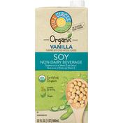 Full Circle Vanilla Soy Milk