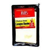 RP's Pasta Company Gluten Free Lasagna Sheets