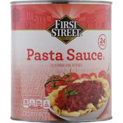 First Street Pasta Sauce