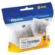 Aqueon Replacement Filter Cartridges for MiniBow Aquarium Filters