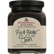 Stonewall Kitchen Jam, Fig & Ginger