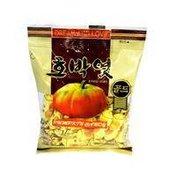 CW Pumpkin Flavored Candy