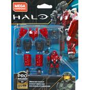 Mega Construx Toy, Breacher Exosuit, Pro Builders