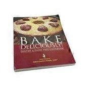 Nutri Books Bake Deliciously Gluten-Free & Dairy-free Cookbook