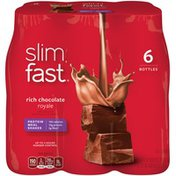 Slimfast Rich Chocolate Royale Protein Meal Shake
