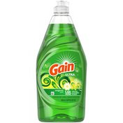 Gain Dishwashing Liquid Dish Soap, Original Scent