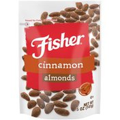Fisher Cinnamon Almonds
