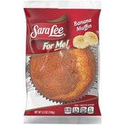 Sara Lee Banana Muffin
