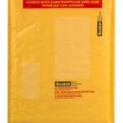 Scotch Plastic Mailer, Big Bubble, Size 2
