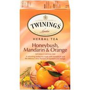 Twinings Honeybush, Mandarin & Orange Herbal Tea