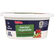 Hy-Vee Garden Vegetable Cream Cheese Spread