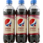 Pepsi Cherry Vanilla - 6 PK