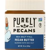 Purely Pecans Pecan Butter, Sea Salt Y'all