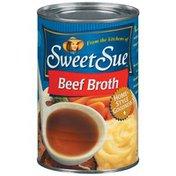 Sweet Sue Beef Broth