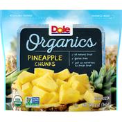 Dole Organics Pineapple Chunks