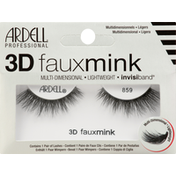 Ardell Lashes, 3D FauxMink, Multi-Dimensional, Lightweight