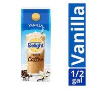 International Delight Vanilla Iced Coffee