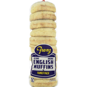 Franz English Muffins, Original, Family Pack