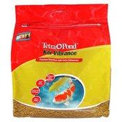 Tetra Pond Koi Vibrance Complete Nutrition With Color Enhancers For Koi & Goldfish
