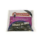Hanover Chopped Spinach