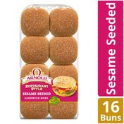 Brownberry/Arnold/Oroweat Restuarant Style Sesame Seeded Sandwich Buns