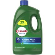 Cascade Gel Dishwasher Detergent, Fresh Scent
