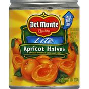 Del Monte Apricot Halves, Lite