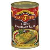 Casa Fiesta Enchilada Sauce, Green, Mild