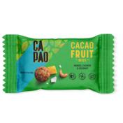 CaPao Mango, Cashew & Coconut Cacaofruit Smootie Balls