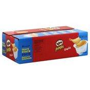 Pringles Potato Crisps, The Original, Snack Stack Packs