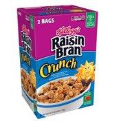 Kellogg's Raisin Bran Crunch Breakfast Cereal Original
