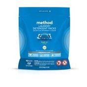 Method Laundry Detergent Packs, Fresh Air