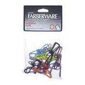 Farberware Classic Multipurpose Clips - 12 CT