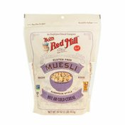 Bob's Red Mill Gluten Free Muesli Cereal
