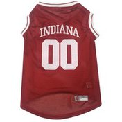 Pets First Large Indiana Hoosiers Basketball Jersey