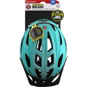 Schwinn Bike Helmet, Lighted, Beam, Adult