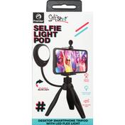 Premier Selfie Light Pod, Self Shot