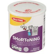 Valu Time Shortening